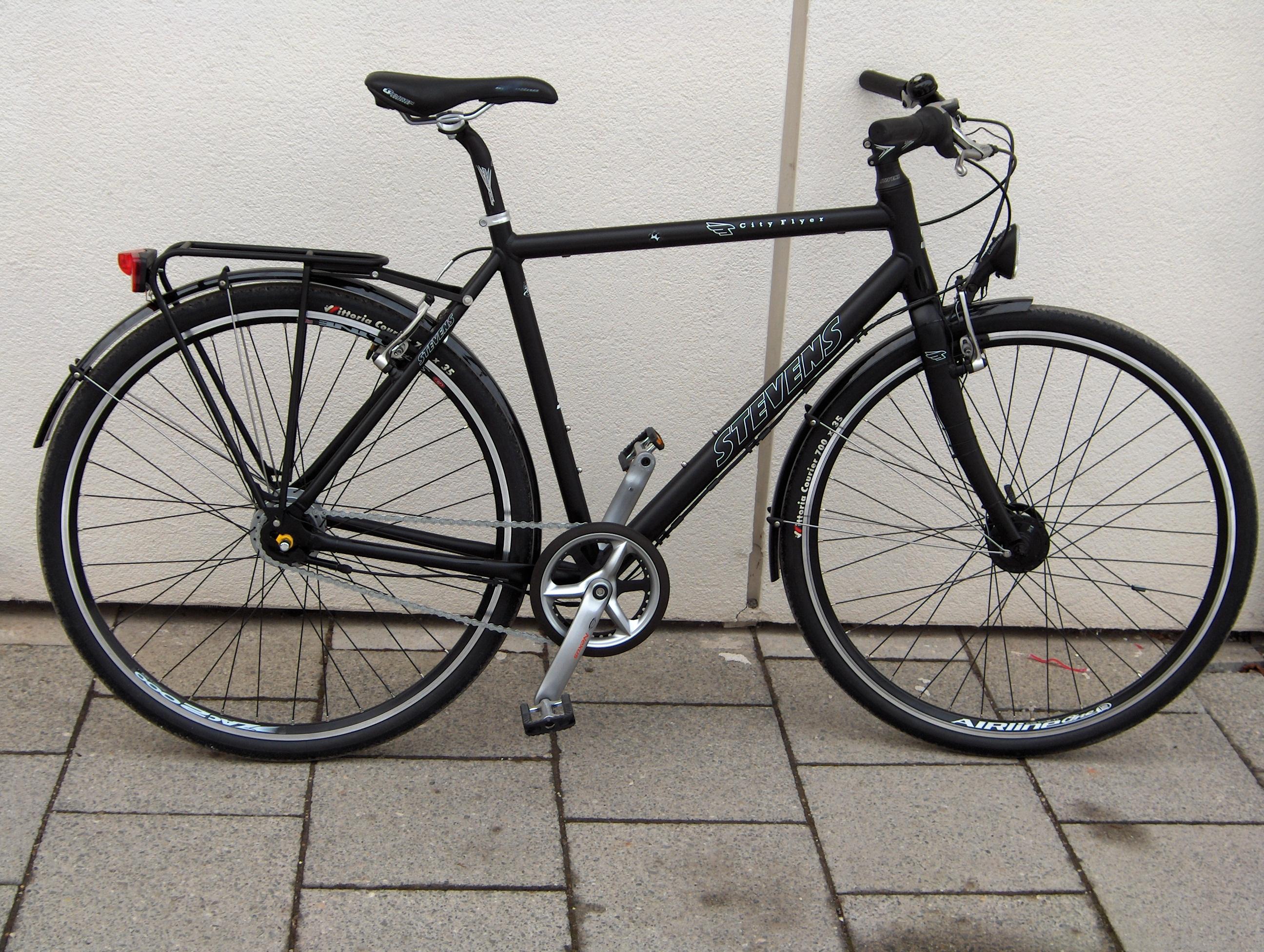 Fahrrad:Stevens Cityflyer